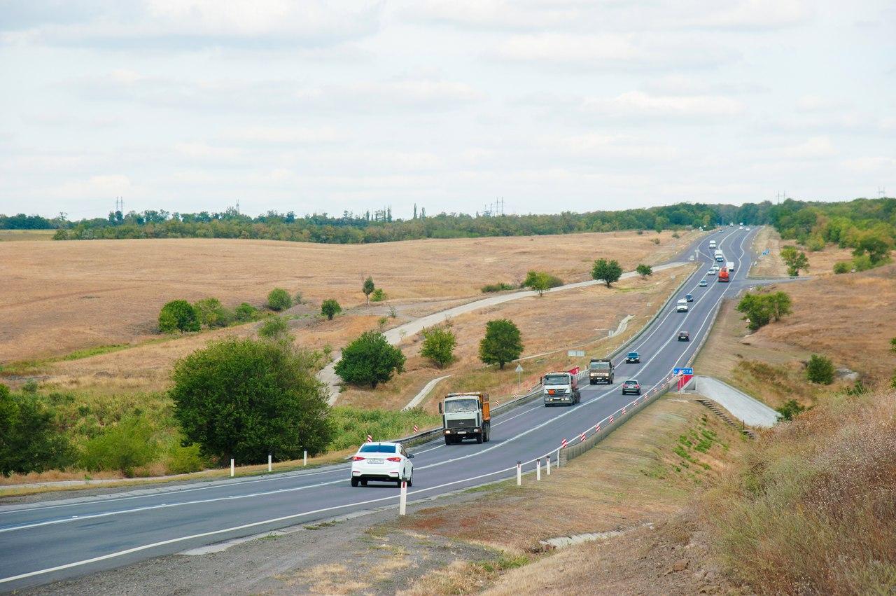 ФКУ Упрдор «Азов»: В трех южных регионах в 2017 году отремонтировано 280 км федеральных трасс