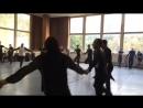 """✔ ანსამბლი ,,სუხიშვილები"""" - ,,ხორუმი"""" რეპეტიცია Georgian National Ballet Sukhishvili - Khorumi"""