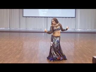 Anastasia Fedorova ( Choreography Change & Suit designer by Natalie Becker)