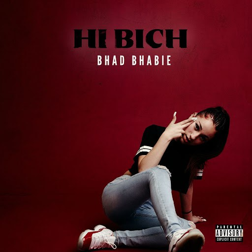 Bhad Bhabie альбом Hi Bich