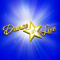Логотип DANCE and LIVE / Сальса / Бачата / Зук / САМАРА