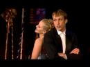 Сцена из оперетты Принцесса цирка.На венгерском.
