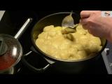 Дагестанский Хинкал (с курицей) Кавказская кухня. Dagestan Hinkal (with chicken). Caucasian cuisine