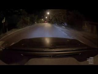 Пешеход-шантажист