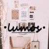 • l u m o s •