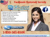 Why should everyone gain Facebook Customer Service @1-850-361-8504