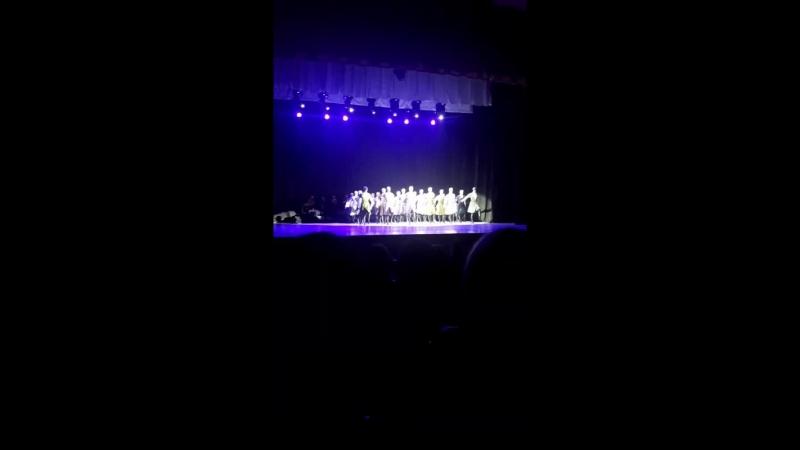 Национальный балет Грузии СУХИШВИЛИ в Бобруйске