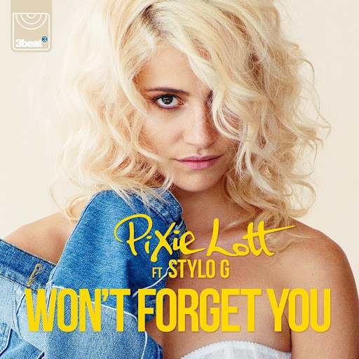Pixie Lott альбом Won't Forget You