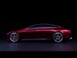 GA7 - Авто выйдет в 2018. Это Mercedes AMG GT.