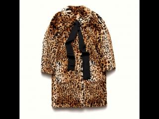 ERDEMxHM Faux Fur Coat First View