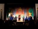 Вожатский концерт 2-17 по мотивам м-ф Анастасия