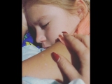 Доброе утро моя малышка) Люблю тебя