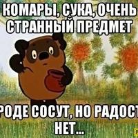 Анкета Виталий Балдин