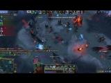 Team Empire vs Team Scret размен тронами в первом матче