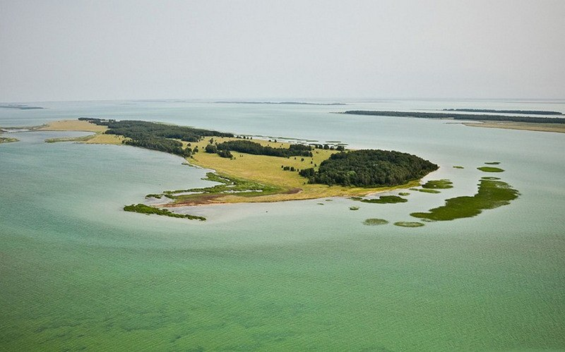 9 up K7axMI - Где в России самые большие озера