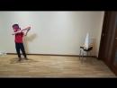Видео с трикшотом В слепую 2 от Рамиля
