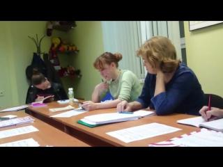 English courses in Nizhny Novgorod. Teacher: Marianna Kroshkina
