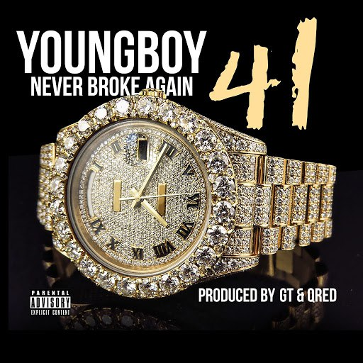 YoungBoy Never Broke Again альбом 41