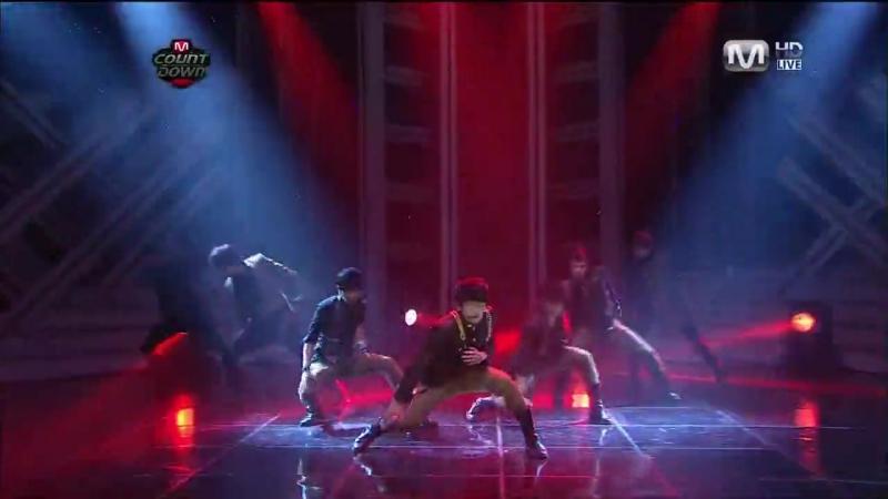 110224   Infinite - BTD (Dance Break MIX)   M!Countdown