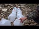 Многообещающий пистолет с интегрированным глушителем - Разрушительное ранчо - Перевод Zёбры