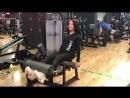 Экспресс-тренировка от Ксюши Плескач и Кристины Добродушной в Raketa