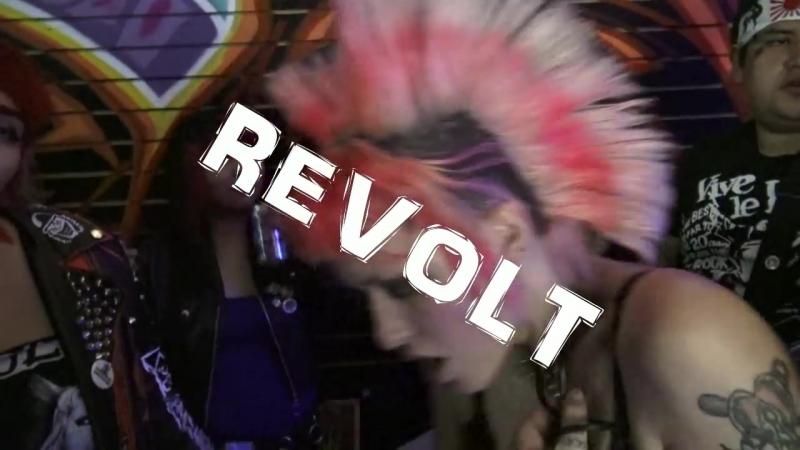 Revolt LIVE at Inkonsiderate Board Shop