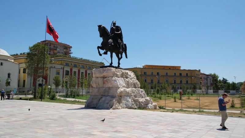 Албания 26-09.07-08.2017