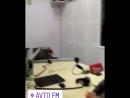 Никита ALEKSEEV на радио Avto FM в Баку Азербайджан 24 02 18