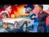 Мот Новый альбом  Машина Элвиса Пресли  Сходка в Москве