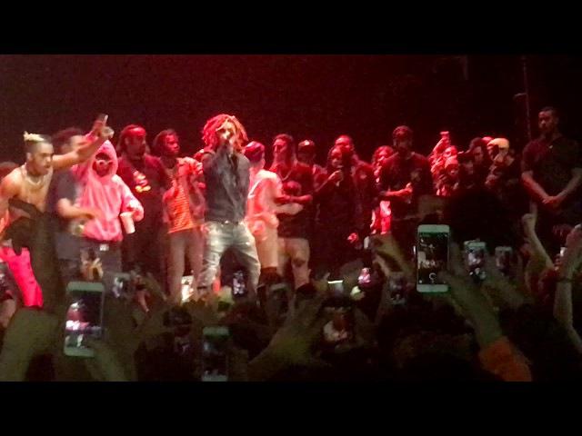 Lil Pump - D Rose (Live in LA, 6/6/17)