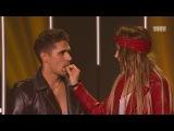 Танцы: Виталий Уливанов и Юля Косьмина (сезон 4, серия 16) из сериала Танцы смотрет ...