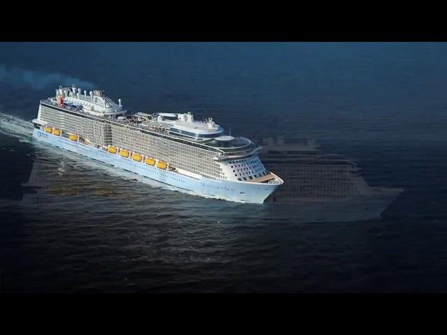 FOHOW промоушен на путешествие на лайнере в 2018 году