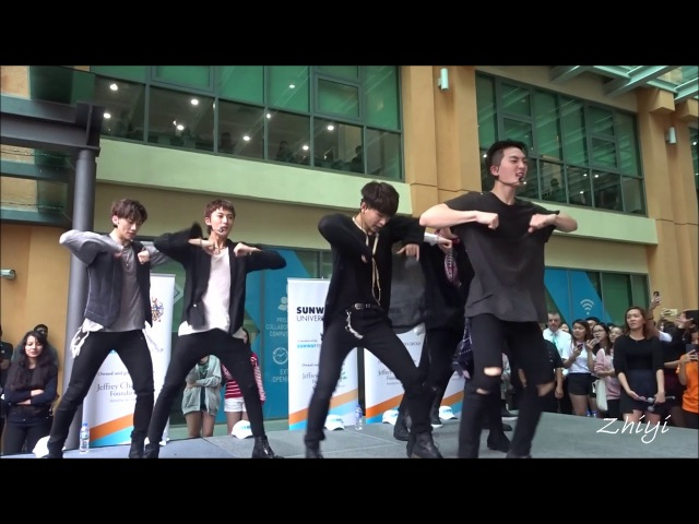 171027 VAV - She's Mine @ Sunway University in Malaysia