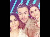 October 14 Selena with Vanessa &amp Derek at 'One Voice Somos Live!' ...