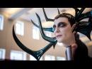 The Making of Hela's Headdress from Thor Ragnarok