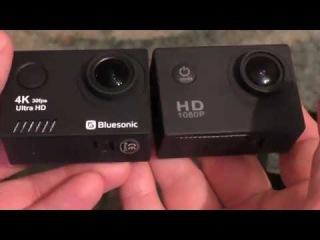 Бюджетные видеорегистраторы в авто (экшенкамеры) с Датчиком Движения. Для чего н...