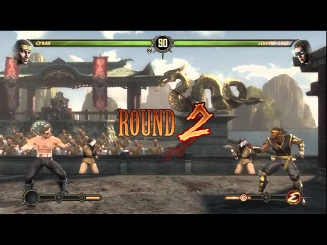 Прохождение Mortal Kombat - Часть 4 — Сайрекс
