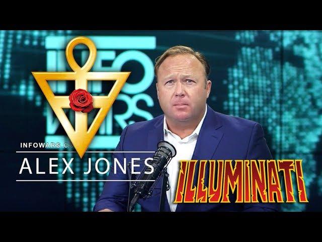 Alex Jones CONFIESA su Orígen Rosacruz-Illuminati - Desinformador Expuesto ⚠️