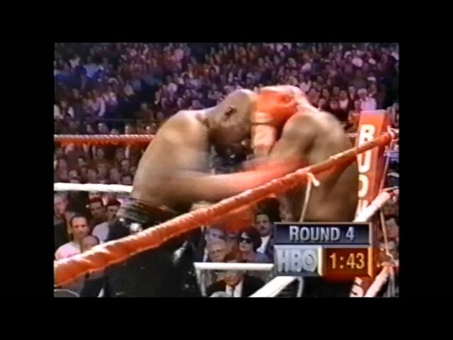 Легендарные бои Тони Баркли 1993 FightSpace