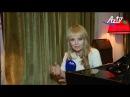 Валерия поздравила Азербайджанское Телевидение. Rusiyali mugenni Valeriya AzTv - ni tebrik etdi