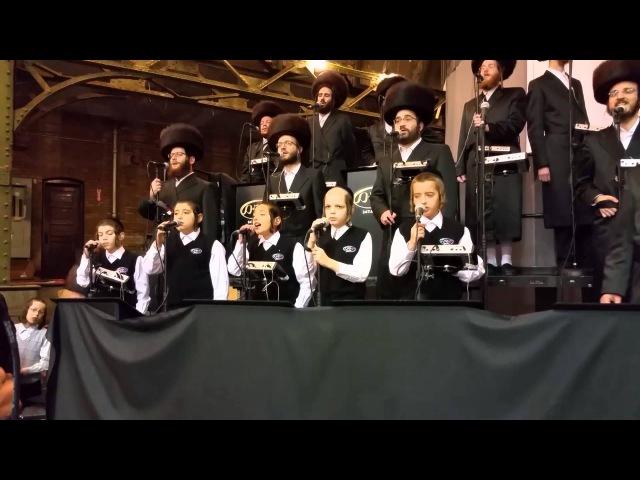 Yisoscher Gutman Yedidim Yedidim Junior - יששכר גוטמן מקהלת ידידים ופרחי ידי
