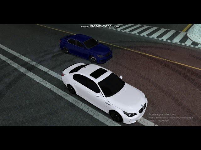 (011 LEXUS IS F) (R.A.S.H.I.D[05] BMW M5 E60)