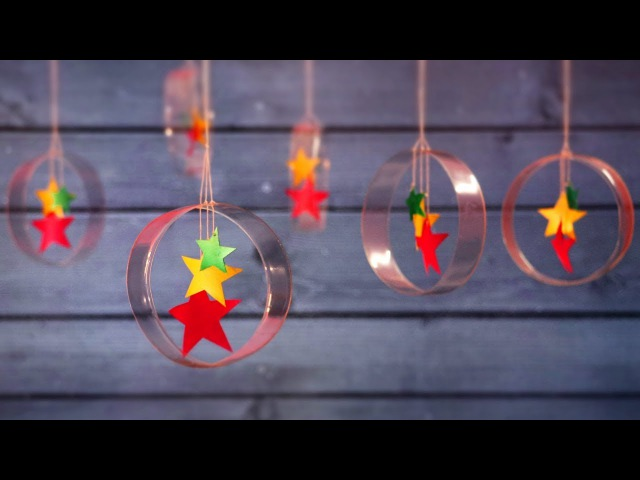 DIY Christmas Decorations from Plastic Bottle Little Crafties