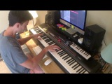 CARAVAN PALACE - Lone Digger - Piano Cover