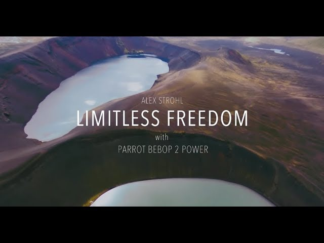 Parrot Bebop 2 Power - Limitless Freedom with Alex Strohl