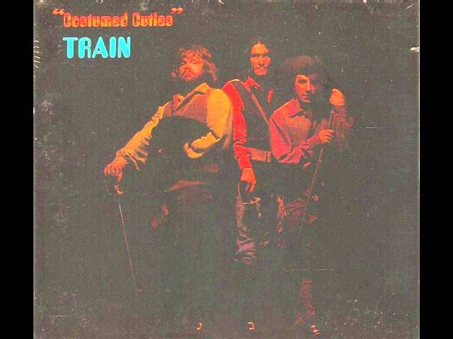 Train - Costumed Cuties 1970 (FULL ALBUM) [Heavy Psychedelic Rock, Progressive Rock]