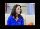 Персональный тренер Анна Косенко ничто так не восстанавливает после травмы, ка ...