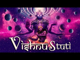 VISHNU STUTI   SHUKLAMBARADHARAM VISHNUM   MOST POWERFUL MANTRA OF LORD VISHNU STOTRAM