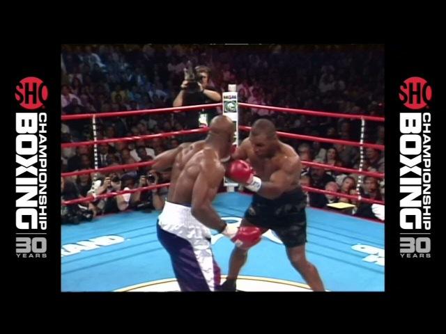 Бокс. Майк Тайсон vs. Эвандер Холифилд II (28.06.1997) 720p (Вл. Гендлин ст.)