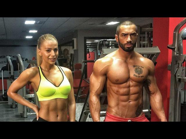 Лазар Ангелов мотивация. Лазар и фитнес модель